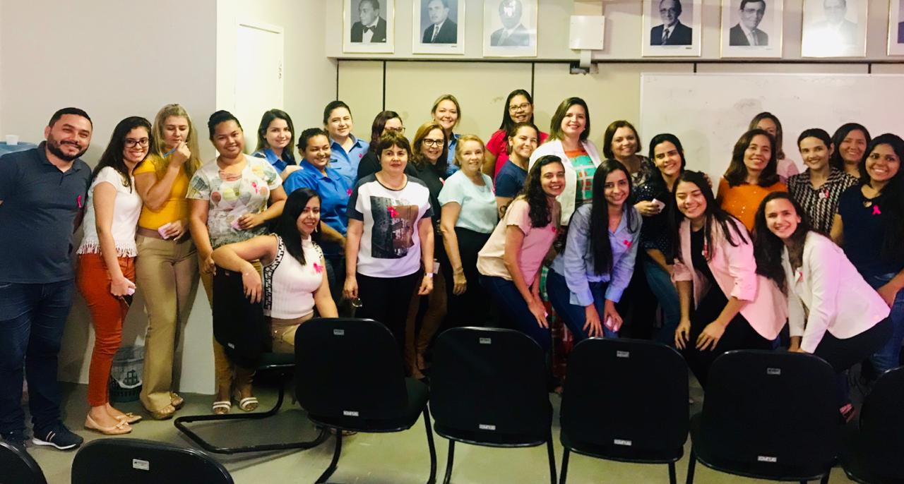 APACEFOR promove manhã de conscientização sobre o combate ao câncer de mama
