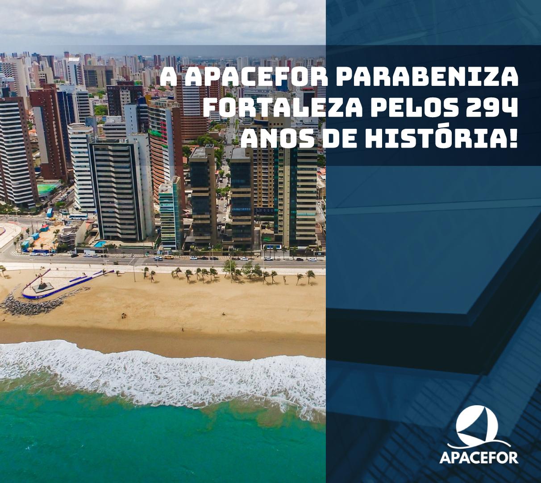 294 anos de Fortaleza